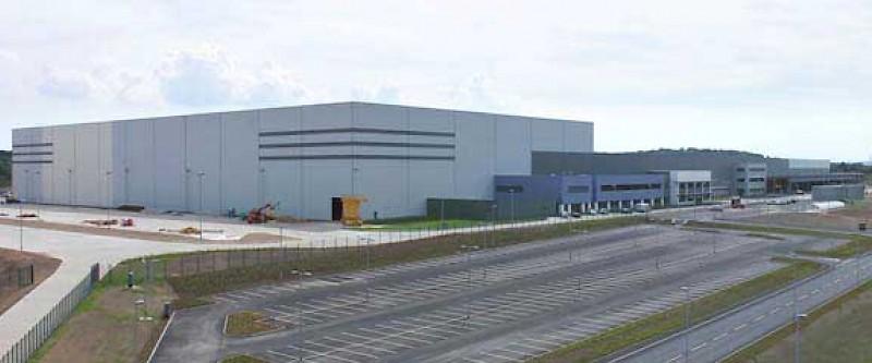 B Amp Q Distribution Warehouse Worksop Ibms