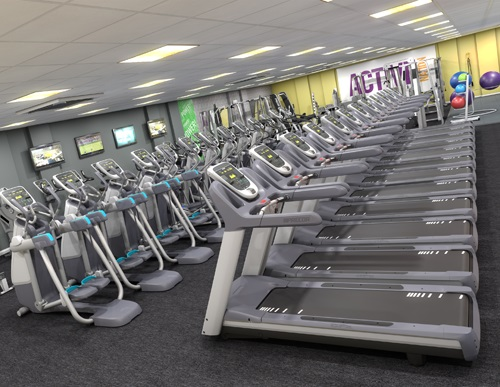Sleaford Leisure Centre Ibms