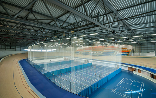 Derby Multi Sports Arena Ibms