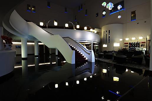 Hilton Hotel Heathrow T5 Ibms