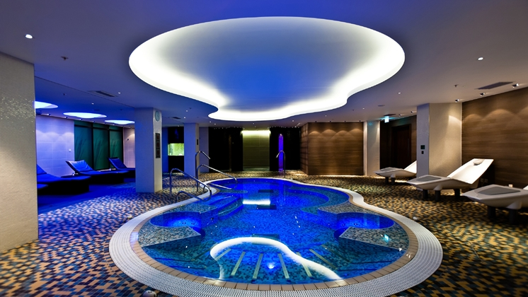 Hilton Hotel Heathrow Spa