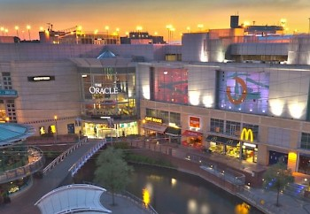 The Oracle Shopping Centre